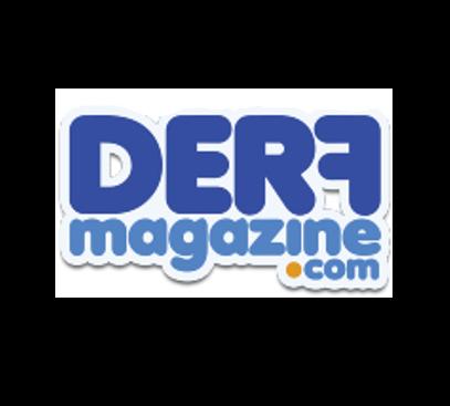 Derf Magazine Logo