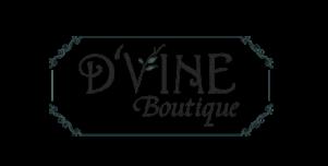 dvine Boutique Mount Vernon Kentucky Website Logo Image