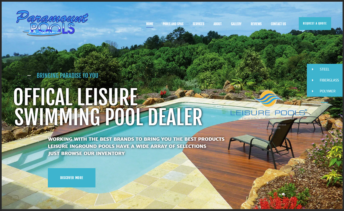 Paramount Pools Ky Featured Photo from Jimnio